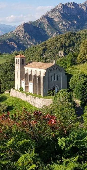 L'église San Martinu